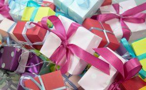 5. Birthday present